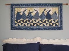 Blueberry+Hill+Quilt+Designs+called+%27Pears+%26+Pinwheels%27..JPG (1600×1200)