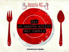 Los emprendedores somos agentes activos del cambio Receta 45 para #emprendedores de #CanalEmprendedor en Aragón Radio http://www.anahernandezserena.com/entrenando-emprendedores-ser-agente-activo-del-cambio-receta-45/