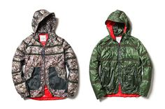 Moncler R 2013 Spring / Summer Jackets | BUILD & DESTROY...