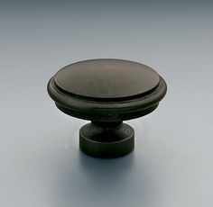 """Ordered - Restoration Hardware LUGARNO KNOB oil rubbed bronze - 1¼"""" DIAM. $15 ea. - I need 13 for master bathroom cabinets  & 1 for powder room & 28 for kitchen cabinet knobs - 42 total ITEM#24120455 ORB"""