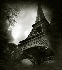 Sketches from Paris II by Karmen Orlic