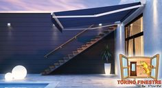 Tende da Sole a Bracci con Piastre Separate modello Block Plus Terrazzo, Solar Panels, Outdoor Decor, Home Decor, Sun Panels, Decoration Home, Solar Power Panels, Room Decor, Home Interior Design