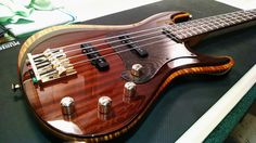 Knaggs Guitars Severn Bass 4 T2 Aged Scotch