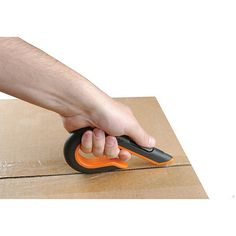 Home office A cozy and sophisticated office design Ergonomic Box Cutter Vacum Cleaner, Organizing For A Move, Organization Skills, Hand Sketch, Gadgets And Gizmos, Health And Safety, Hgtv, Hand Tools, Really Cool Stuff
