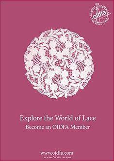 International lace guild OIDFA (L'Organisation Internationale de la Dentelle au…