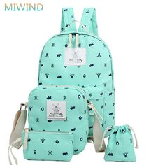 =>Sale onMIWIND New Preppy Style 4 pcsset Women Printing Canvas Backpacks High Quality School Bags Rucksack Fashion Travel Bags CB209MIWIND New Preppy Style 4 pcsset Women Printing Canvas Backpacks High Quality School Bags Rucksack Fashion Travel Bags CB209Low Price...Cleck Hot Deals >>> http://id971203586.cloudns.ditchyourip.com/32672988752.html images