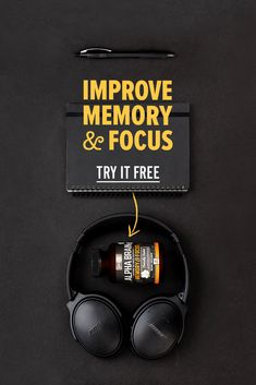 What if you could increase your focus, your memory and your mental performance without coffee or prescription drugs?  Try Alpha Brain for FREE, Just Pay $5.95 for Shipping