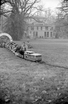 Trenini Parco Porta Venezia anni 70