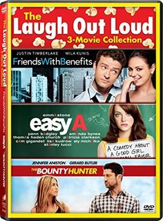 The Bounty Hunter/Easy A/Friends with Benefits
