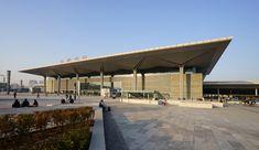 Gallery of TaiYuan South Railway Station / CSADI - 15