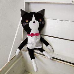 Cat doll Felix / Břichopas toys