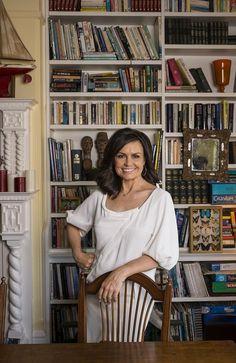 Peek inside Lisa Wilkinson's home Lisa Wilkinson, Open Up, Beautiful Interiors, Shabby, Lifestyle, Room, Photography, Bookcase, Workshop