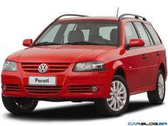 VW Parati 2013