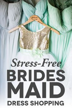 3 Mistakes (Almost) Everyone Makes When Picking Bridesmaid Dresses