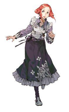 Luna - Virtue's Last Reward by Kinu Nishimura