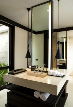 ber ideen zu badezimmerlampe auf pinterest. Black Bedroom Furniture Sets. Home Design Ideas