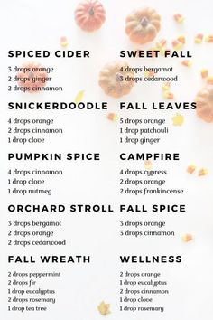 Fall Essential Oils, Essential Oil Diffuser Blends, Oils For Diffuser, Essential Oil Christmas Blend, Essential Oil Candles, Mist Diffuser, Essential Oils For Sleep, Aroma Diffuser, Perfume With Essential Oils
