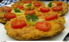 Korn, Bruschetta, Quiche, Pizza, Treats, Chicken, Breakfast, Ethnic Recipes, Puertas