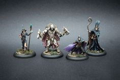 t's time to feature another competitor in the Cleric, Fighter, Wizard, Rogue Miniature Painting Tourney. Today's Ensemble Shot is submitted by, France's Aenor Miniatures! You can find them here: https://www.aenorminiatures.com/en Make sure you vote during AetherCon all weekend long to have your say on who is the best. The more you vote, the more chances you have to win! www.aethercon.com