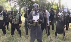 9JABREEZELAND: ISIS, Boko Haram are recruiting child refugees