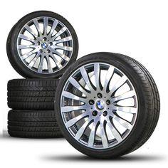 #BMW 5er #E60 #E61 19 Zoll #Felgen - Zustand: Gebraucht #Alufelgen #Sommerräder #OriginalRäder #OriginalRäder #OriginalWheels