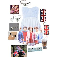 The ultimate one direction outfit