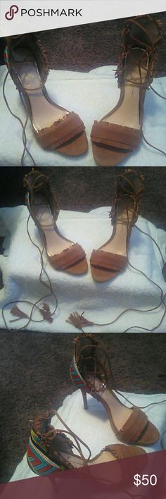 Shoes Great condition!! Jessica Simpson Shoes Heels