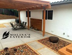 Adding a raised patio expands your living space and gives the feeling of adding another room to your home.