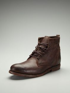 Vintage Shoe Company Bluff Lace Up Boots