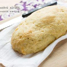 Paleo Garlic Bread Gluten Free