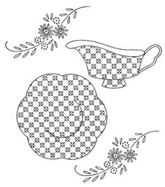Vintage embroidery patterns lots! S 136 b | Flickr - Photo Sharing!