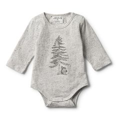 Wilson and Frenchy - Hello Forest Long Sleeve Bodysuit -Sonder and Kin Kids Outfits, Cute Outfits, Cable Knit Jumper, Organic Baby Clothes, Knit Leggings, Baby Outfits Newborn, Knit Jacket, Kid Styles, Long Sleeve Bodysuit