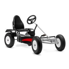 Endeavour Toys - Berg Extra AF Pedal Go-Kart - Silver & Black Thank you Endeavour Toys for making my silly dream come true!