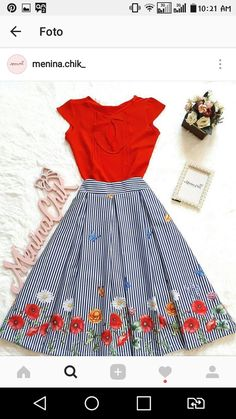 Classy Outfits, Pretty Outfits, Pretty Dresses, Cool Outfits, Casual Outfits, Modest Fashion, Skirt Fashion, Fashion Dresses, Vintage Dresses