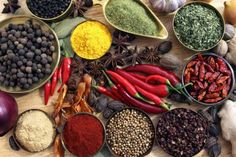 Very effective zhiroszhigateli are spices: they don't just have negative energy…