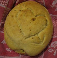 Stuffed veggie bread | Verliebte Köche