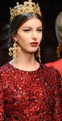Dolce and Gabbana RTW F/W 2013