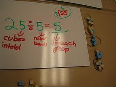 Attending to precision with division - one of the eight mathematical practices