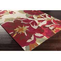 Image result for floral area rugs