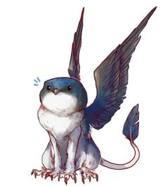 House martins are the cutest because they have fuzzy lion paws that make them look like fierce little griffins.
