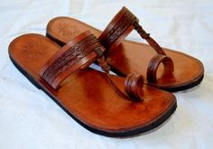 PERSIA Leather Sandals Mens Sandals Womens by MandalaLeathers
