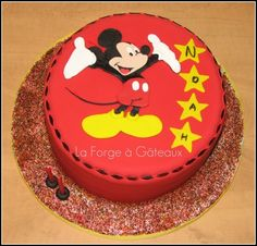 Cake - Mickey Mouse