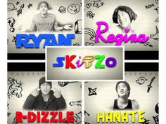 "What character from NigaHiga's series ""Skitzo"" are you?"