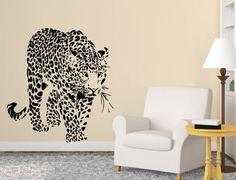 Animal Cheetahs, Leopards Wall Decal Sticker Living Room Stickers Vinyl Removable Black Color Wide 60cm ,High 60cm QINU KEONU http://www.amazon.com/dp/B00IVB2OL8/ref=cm_sw_r_pi_dp_-PxTub1MN00WN