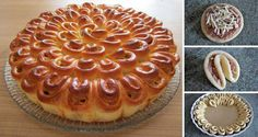 NapadyNavody.sk | Mäsová torta chryzantéma