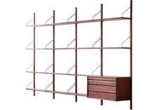 poul-cadovius-royal-system-dk3-maison-nordik.6 Maison Nordik, Shelving, Cool Designs, Furniture, Home Decor, Clothes Hangers, Traditional Furniture, Office Shelf, Wall Shelves