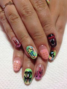 mix it up manicure