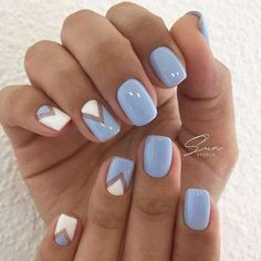 The final stretch of winter is here which means spring is approaching. Yay! Especially for some of us that live in cold climates, we look forward to spring more than you would ever know. To celebrate the upcoming spring time, we have found 17 of the Best Spring Nail Art Designs. #nailart