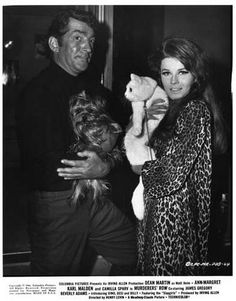 Dean Martin and Ann Margret - UPLOAD by: Michel Reno