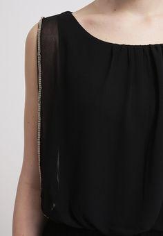 9fcf2ceffdeb VMNOPE - Cocktailkleid festliches Kleid - black. Chiffon